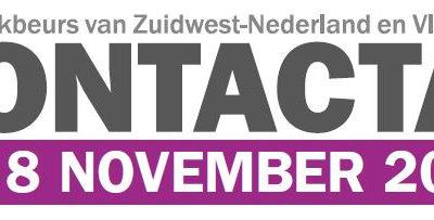 """Deelname bedrijvencontactdagen Zeeland """"Contacta 2018"""""""